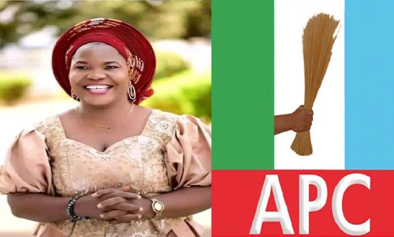 BREAKING: APC expels only female lawmaker for anti-party in Ondo poll »  Daily Episode